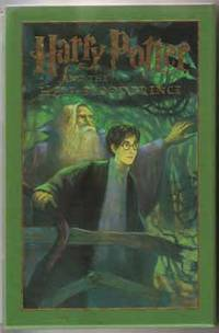 Harry Potter And The Half-Blood Prince  - US Deluxe Edition by  J. K Rowling - Hardcover - Deluxe Edition - 2005 - from Books Tell You Why, Inc. and Biblio.com