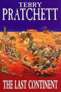 The Last Continent by Terry Pratchett - 1998-09-01