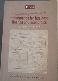 image of Selected  Questions  in  Mathematics  for  Business, Finance  &  Economics