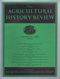 The Agricultural History Review, Volume 32, 1984 Part II