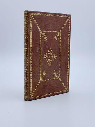 Vercelli: Joseph Ceretti e Filio, 1817. A fine copy save one word excised from p.29. 8vo (160 x 100 ...