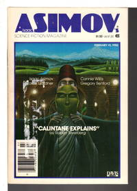 ISAAC ASIMOV SCIENCE FICTION MAGAZINE, February 15, 1982, Volume 6, No. 2 (whole number 49)
