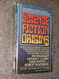 *Signed* Science Fiction Origins (1st)