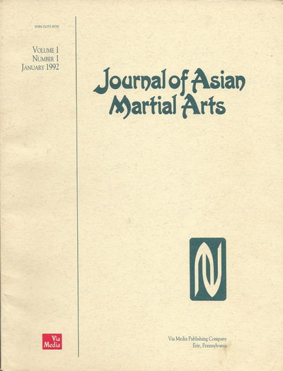 Vol.1 No. 1, January 1992. Wraps, 21.5 by 27.9 cm, v 112 pp., illus. Good with light soiling to the ...