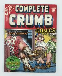 The Complete Crumb Comics, Vol 12