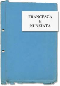 image of Francesca and Nunziata (Original screenplay for the 2001 television film)