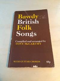 image of Bawdy British Folk Songs, with Guitar Chords