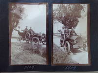 1909-1911 Travel, Auto-Touring and Vacation Photograph Album with View