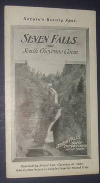 image of Seven Falls and South Cheyenne Canon Brochure