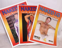 Naked I.Q.: IMEN Quarterly [3 issue run] Spring, Summer and Fall 2004