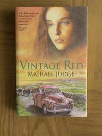 Vintage Red       **1st edition/1st printing/SIGNED**