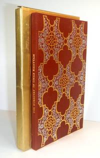image of THE RUBAIYAT OF OMAR KHAYYAM. The First Version of Edward Fitzgerald. Drawings by Virgil Burnett.