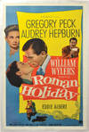 Roman Holiday (Original poster)