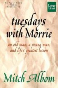 image of Tuesdays with Morrie