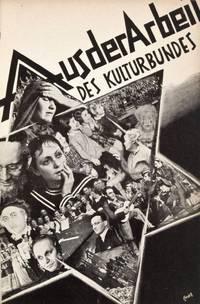 Almanach 1934-1935 Kulturbund Deutscher Juden