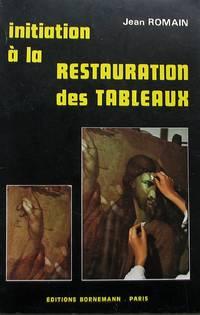 Initiation à la restauration des tableaux