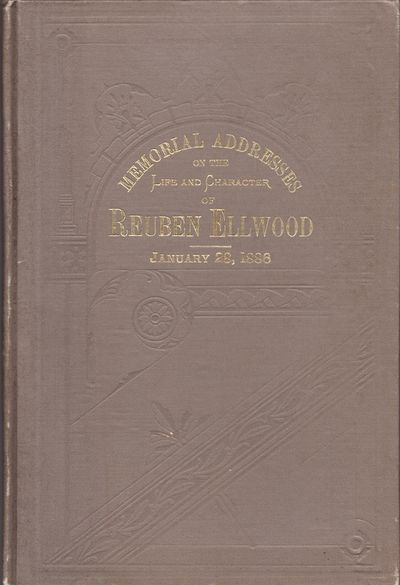 Washington DC: Government Printing Office, 1886. First Edition. Hardcover. Good. Quarto. 39 pages. G...