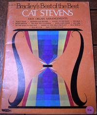 image of Bradley's Best Of The Best - Cat Stevens - Easy Organ Arrangements