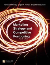 image of Marketing Strategy and Competitive Positioning