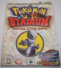 image of Pokemon Stadium Official Battle Guide