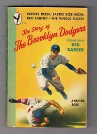 The Story of The Brooklyn Dodgers by Ed Fitzgerald (ed.) - 1949