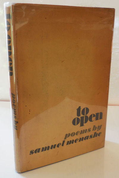New York: Viking Press, 1974. First edition. Hardcover. Very Good/good +. Small 8vo in dustwrapper. ...
