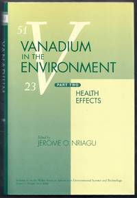 Vanadium in the Environment. Part Two: Health Effects