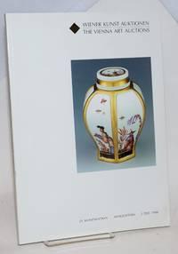 image of Wiener Kunst Auktionen. 21 Kunstauktion, 2 Dez.1998: Antiquitaten