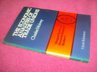 The Economic Analysis of Trade Unions