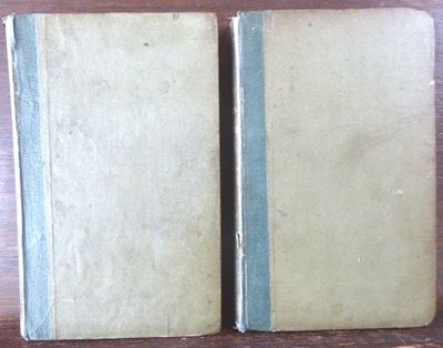 London: Saunders and Otley, 1833. Two volumes uniformly bound. Likely rebacked some time ago. Volume...