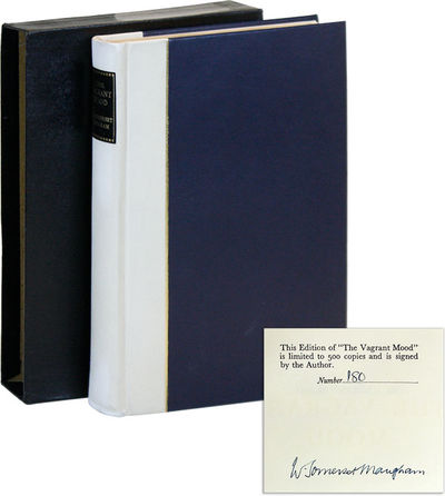 London: William Heinmann Ltd, 1952. First UK Edition. Limited Issue, one of 500 numbered copies sign...