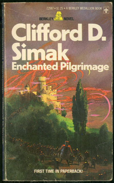ENCHANTED PILGRIMAGE, Simak, Clifford D.