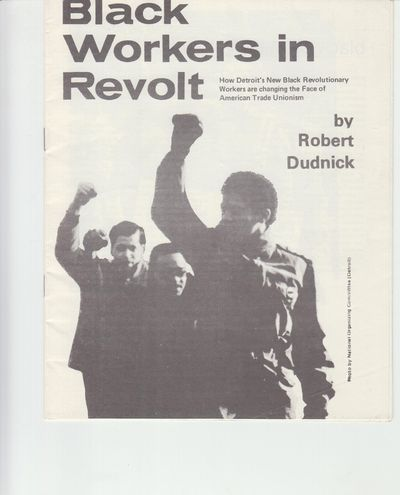 Detroit: Radical Educational Project / Guardian. (1969). First Edition; First Printing. Softcover. W...