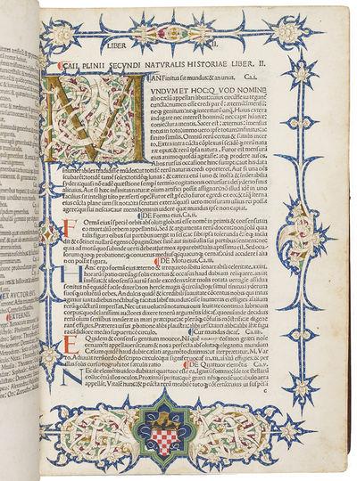 Historia naturalis.Treviso, Michael...