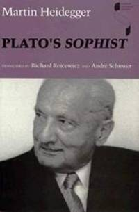 image of Platos Sophist (Studies in Continental Thought)