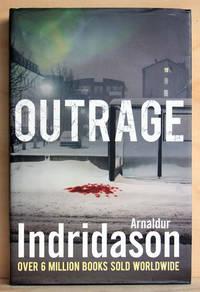 Outrage (UK Signed Copy)