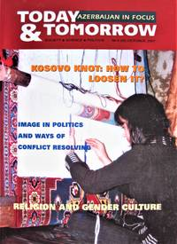 image of Armenian Problem in History: Essay in Today & Tomorrow. Azerbaijan in Focus. October 2007