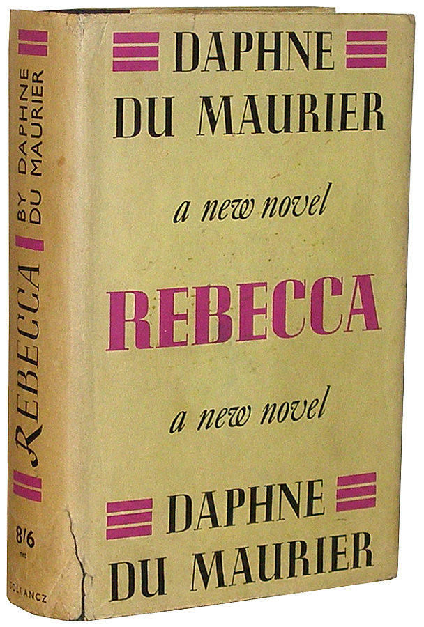 an analysis of the book rebecca by daphne du maurier Book review: rebecca by daphne du maurier posted on august 22, 2016 by cherylmahoney i was recently perusing my bookshelves for something to read (this comes up less often than you'd think—usually i have a stack from the library) and settled on an old favorite classic: rebecca by daphne du maurier.