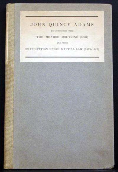 Cambridge, MA: John Wilson and Son, 1902. Decorative Cloth. Collectible; Very Good. 1902 1st thus, t...