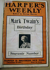 Mark Twain's 70th Birthday, Souvenir of its Celebration