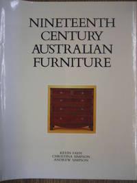Nineteenth Century Australian Furniture.