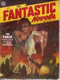 """FANTASTIC NOVELS: April, Apr. 1951 (""""The Torch"""")"""