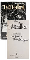 """image of """"D"""" is for Deadbeat [Inscribed]"""