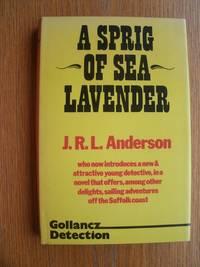 image of A Sprig of Sea Lavender