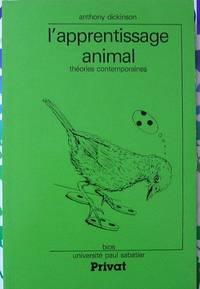 image of L'apprentissage animal : théories contemporaines