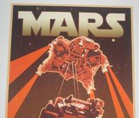 [ MARS exploration poster ] MARS Science Laboratory