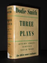 Three Plays: Autumn Crocus; Service; Touch Wood