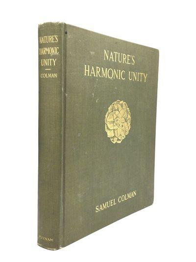 NATURE'S HARMONIC UNITY: A Treatise...