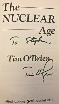 THE NUCLEAR AGE (SIGNED)