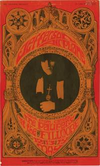 image of Jefferson Airplane and The Paupers at the Fillmore West, May 12-14, 1967 (Original Poster)